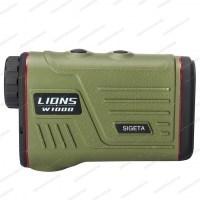 Лазерный дальномер Sigeta Lions W1000A с возможностью измерения высоты, угла и скорости обьекта