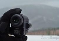 Дальномер Yukon Extend LRS-1000 с функцией измерения скорости обьекта лазерный