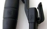 Нож Glock Feldmesser 81 черный тактический с пилой