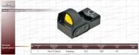 Коллиматорный прицел Hakko XT4 mini с маркой точка 4 МОА на Wеаvеr автоматическая и ручная подсветка
