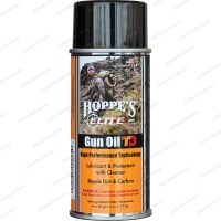 Оружейное масло Hoppe`s Elite с T3 для чистки и смазки аэрозоль