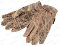 Перчатки Jahti Jakt Cooger reed camo тонкие камуфляжные
