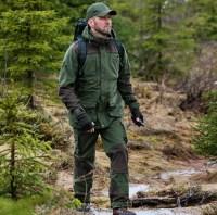 Куртка Jahti Jakt Kaira Pro Green с мембраной Air-Tex2 и системой подавления запаха человека