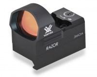 Коллиматорный прицел Vortex Razor Red Dot с ручной регулировкой яркостью небыстросьемный