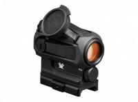 Коллиматорный прицел Vortex Sparc AR Red Dot с точкой 2 MOA красного цвета и режимом для ПНВ небыстросьемный