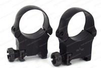 Кольца EAW Apel диаметром 30 мм на Picatinny / Weaver легкосъемные
