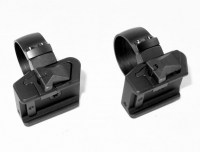Кольца Innomount 30 мм на Weaver / Picatinny быстросъемные