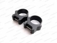 Кольца Leupold PRW 26 мм на Weaver / Picatinny средние не быстросъемные
