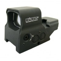 Коллиматорный прицел Konus Sight-Pro R8 на аккумуляторе с креплением Weaver или призма 11 мм