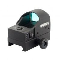 Коллиматорный прицел Konus Sight-Pro Fission 2.0 с двухцветной маркой + переходник на призму 11 мм