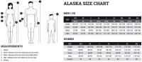 Костюм Alaska Apex BlindTech Invisible II с мембраной APS 15000 / 10000 мужской всесезонный