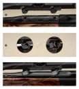 Кронштейн Blaser Saddle Mount с кольцами 30 мм быстросьемный