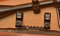 Кронштейн ИжМаш для ИЖ-94 / МР-18 / МР-512 / CZ 411 / 452 / 453 / 455 / 457 с Weaver на ласточкин хвост 11 мм стальной