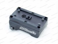 Кронштейн MAKnetic для коллиматора Aimpoint Micro / Holosun на карабин Merkel KR 1