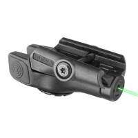 Лазерный целеуказатель Holosun с зеленым лучом на планку Picatinny