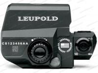 Коллиматорный прицел Leupold Carbine Optic с двухцветной точкой 1 МОА на Picatinny / Weaver