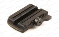 Адаптер MAKnetic для коллиматора Aimpoint Micro / Holosun на прицельные планки шириной 14 мм