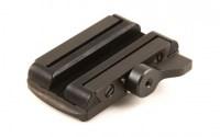 Кронштейн MAKnetic для коллиматора Aimpoint Micro / Holosun на прицельную планку шириной 14 мм