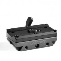 Кронштейн MAKnetic для коллиматора Aimpoint Micro / Holosun на прицельную планку шириной 10 мм