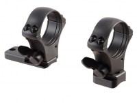 Кронштейн MAKuick на Mauser K98 с кольцами на раздельных основаниях