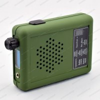 Электронный манок Егерь-3М2 с аналоговым усилителем мощности и картой голосов для Украины