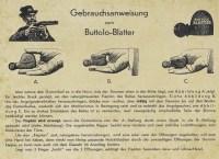 Манок Buttolo на косулю пневматический регулируемый