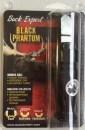 Манок на лося Buck Expert Black Phantom регулируемый открытый