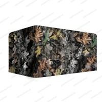 Камуфляжная ткань Mossy Oak для создания засидки обьемная 3D
