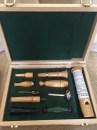 Набор манков Hubertus в деревяной коробке из 10 предметов