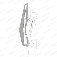 Чехол оружейный Hillman мягкий ультракомпактный