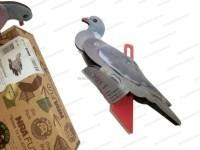 Складные чучела NRA FUD WOOD PIGEON голубь
