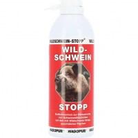 Отпугиватель Hagopur Boar Stop Red для кабана / оленя / косули / зайца 400 мл