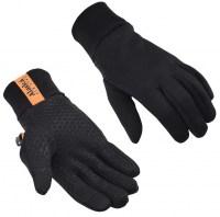 Перчатки Alaska Trigger Gloves Black с нижним силиконовым слоем