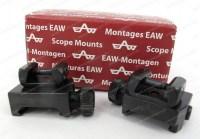 Кронштейн EAW Apel с LM-шиной на Weaver / Picatinny из 2 частей легкосьемный