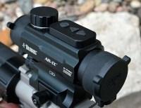 Прицел Burris AR-1X с двухцветной баллистической сеткой Ballistic CQ на Weaver призматический
