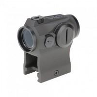 Прицел Holosun Micro Elite с батареей сбоку марка сменная зеленая + кроншт. (AR-15) + U-защита