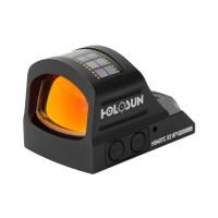 Прицел Holosun HS407C X2 с солнечной батареей марка красная точка коллиматорный