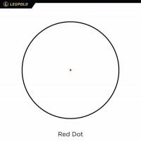 Прицел Leupold Freedom RDS 1x34 1-MOA BDC коллиматорный
