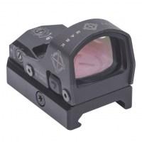 Прицел коллиматорный Sightmark Mini Shot M-Spec FMS + кронштейн для АР-15 тактический