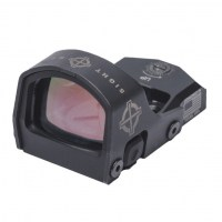 Прицел коллиматорный Sightmark Mini Shot M-Spec FMS на оружейную планку быстросьемный