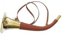 Ремешок для охотничьего горна или рога кожаный