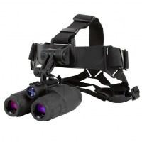Прибор ночного видения Sightmark Ghost Hunter 1x24 Binoculars Kit с инфракрасной подсветкой