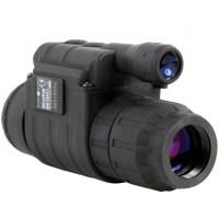 Прибор ночного видения Sightmark Ghost Hunter 2x24 с инфракрасной подсветкой обнаружение 120 м