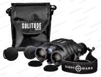 Бинокль - дальномер Sightmark Solitude 10x42 LRF-A со встроенным угломером
