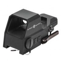 Коллиматорный прицел Sightmark Ultra Shot R-Spec с двухцветной мульти сеткой 10 режимов яркости