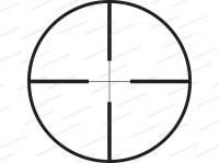 Оптический прицел Sightron SI 3,5-10x50 Duplex без подсветки