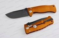 Нож LionSteel серии SR-1 Aluminium. лезвие 94 мм рукоять аллюминий