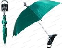Стул - трость Kimpex с зонтом и сиденьем из кожи