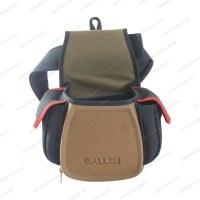 Сумка Allen стендовая-поясная для патронов с доп карманами для наушников очков чоков (на пояс)