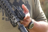 Тактический блок Holosun с ЛЦУ зеленый луч / инфракрасным целеуказателем и инфракрасным фонарем
